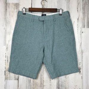 J.Crew | Rivington Mens Cotton Shorts Size 32